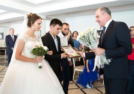 В республике масштабными мероприятиями отметили День семьи, любви и верности